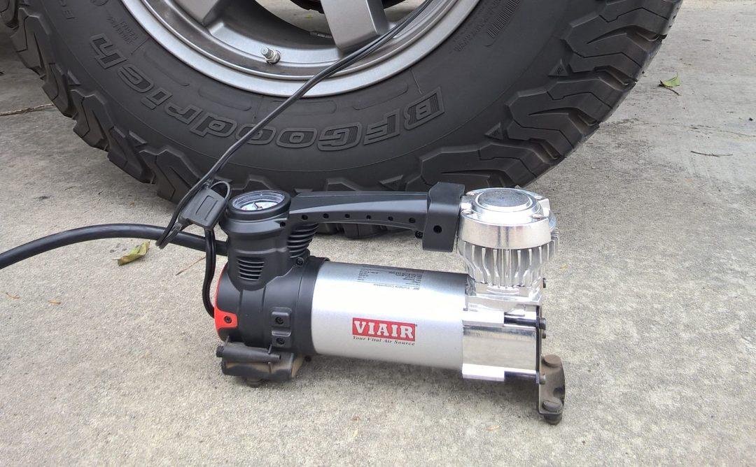 air compressor offroad tires