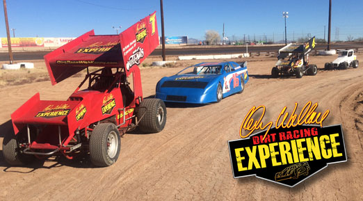 4th of July Special! Drive a Dirt Race Car for Only $89
