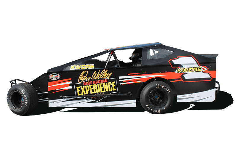 Kenny Wallace Dirt Racing Experience Big Block Modified