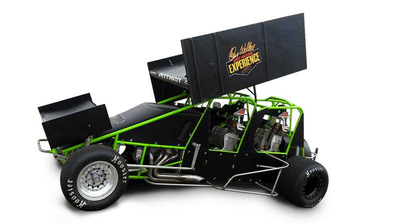 Kenny Wallace Dirt Racing Experience Sprint Car