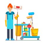 Deep cleaning house services, Housekeeping services in Noida, House cleaning services in delhi