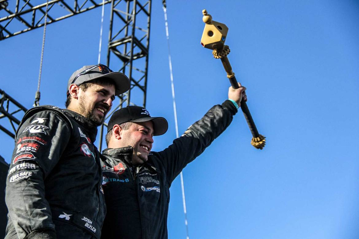 A New King is Crowned at the 2020 King Of the Hammers