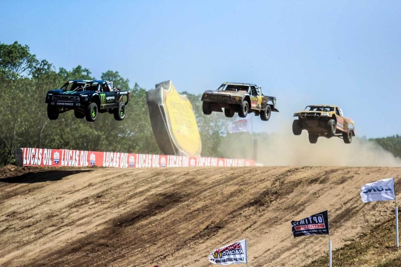 Lucas Oil Off-Road Racing Series Drops Pro-4