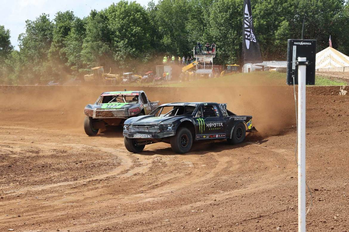 Racing Continues for Champ Off Road at Dirt City
