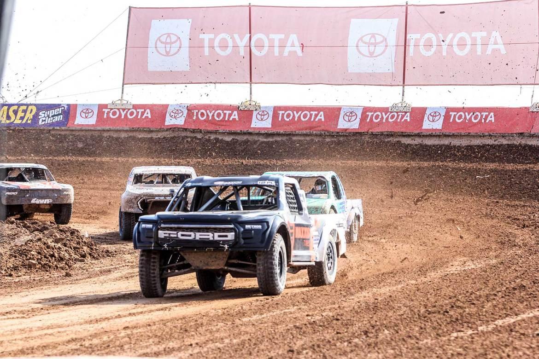 Lucas Oil Off Road Racing Series Triple Header in Chandler