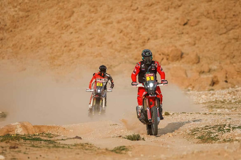 Dakar Rally Nearing Final Stages