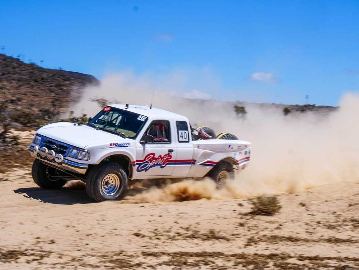 """NORRA Runs Successful """"Northern"""" Mexican 1000"""