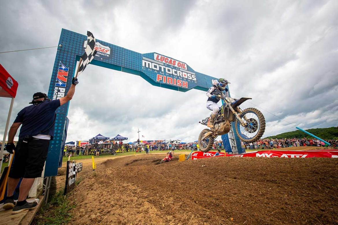 Ferrandis Back in Lead After High Point