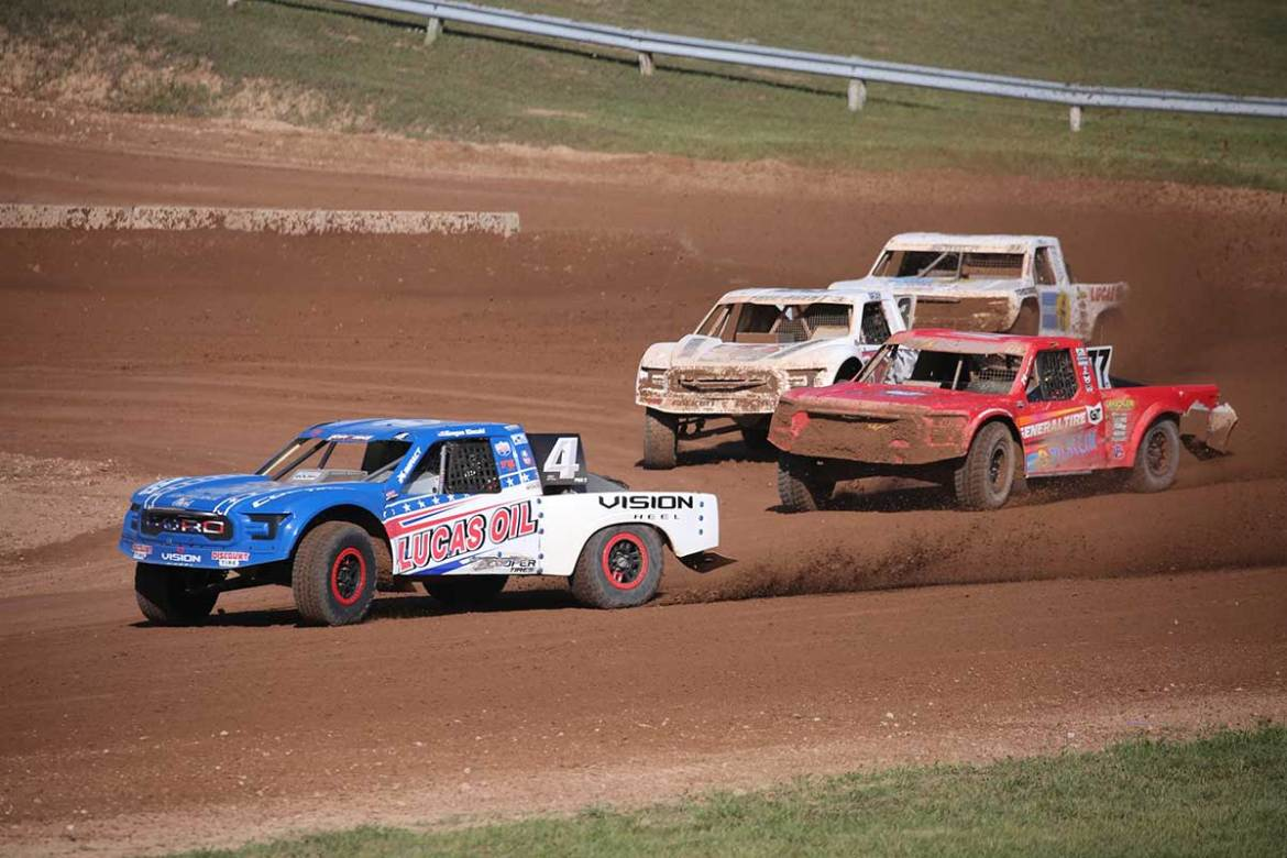 Road to Crandon Set for Championship Off Road Racers
