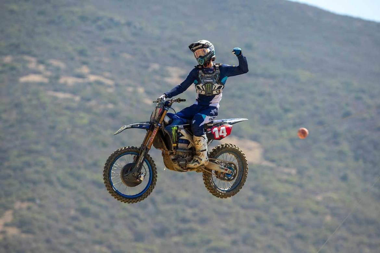 Dylan Ferrandis Locks Up Outdoor Motocross Championship