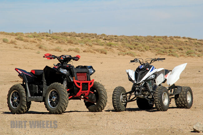 Today S 4 Quads Are Getting So Fun They Rival That Of Pure Sport Some Have 1000cc Engines And Nearly A Foot Wheel Travel