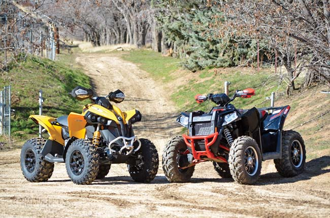 The Growing Sport 4 Class Is One Of Our Favorites These Capable Fun Machines Are Fast When They Need To Be And Tough Ready Things On Trail