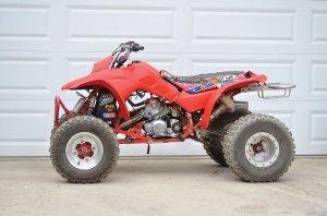 Honda 250R Restore   Dirt Wheels Magazine