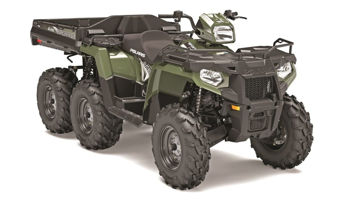 2019 atv buyers guide two up quads