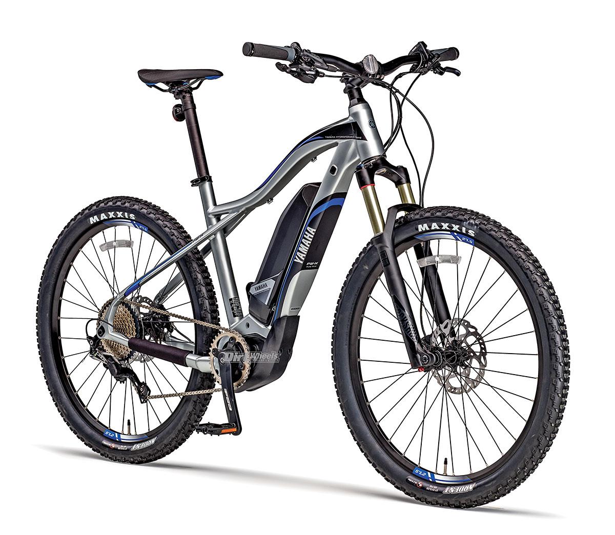 Yamaha Electric Mountain Bike