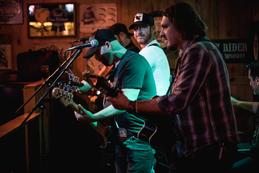 Live Music at the Dirty Dogg Saloon