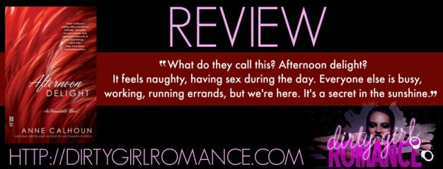 Review Afternoon Delight