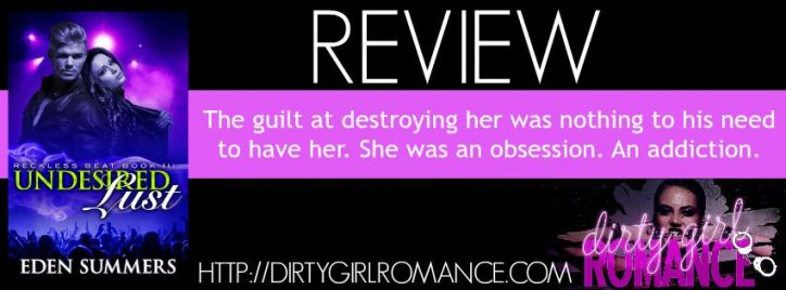 Review Undesired Lust