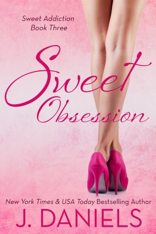 Sweet Obsession Ebook Cover