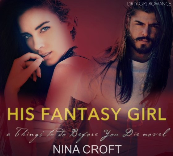 His Fantasy Girl-DGR