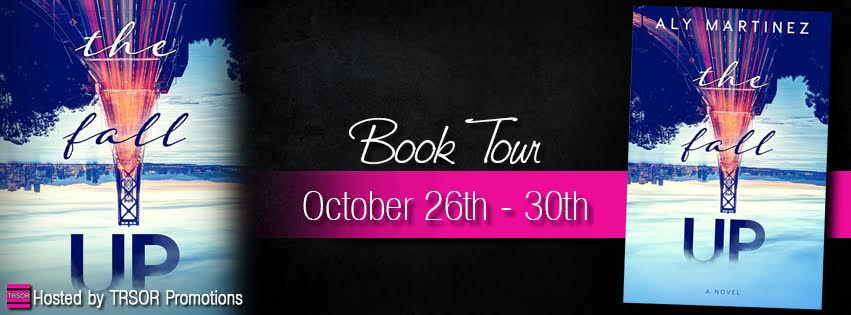the fall up book tour