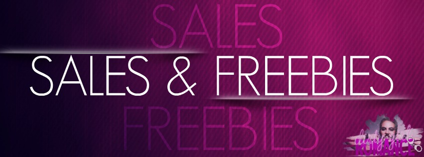 Sales and freebies