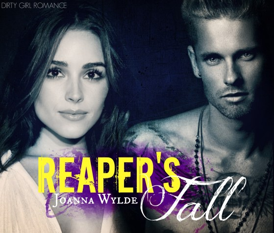 reapers fall cast