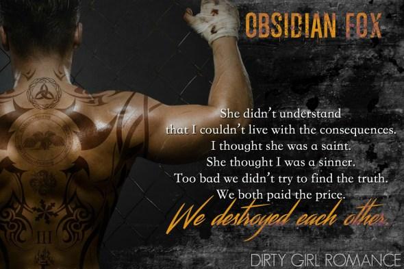 Obsidian Fox