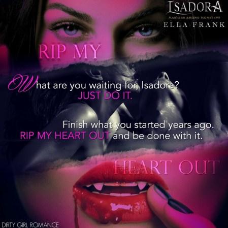 Isadora-DGR