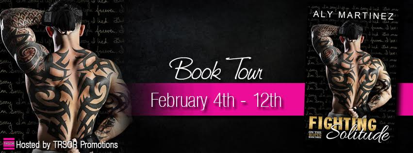 fighting solitude book tour