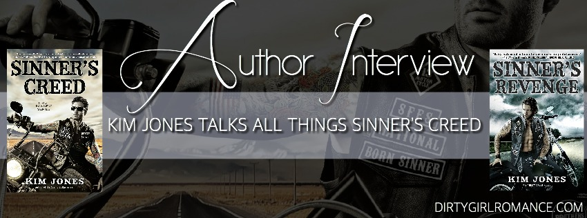 Author interview banner