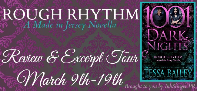 Rough Rhythm - Review & Excerpt Tour banner