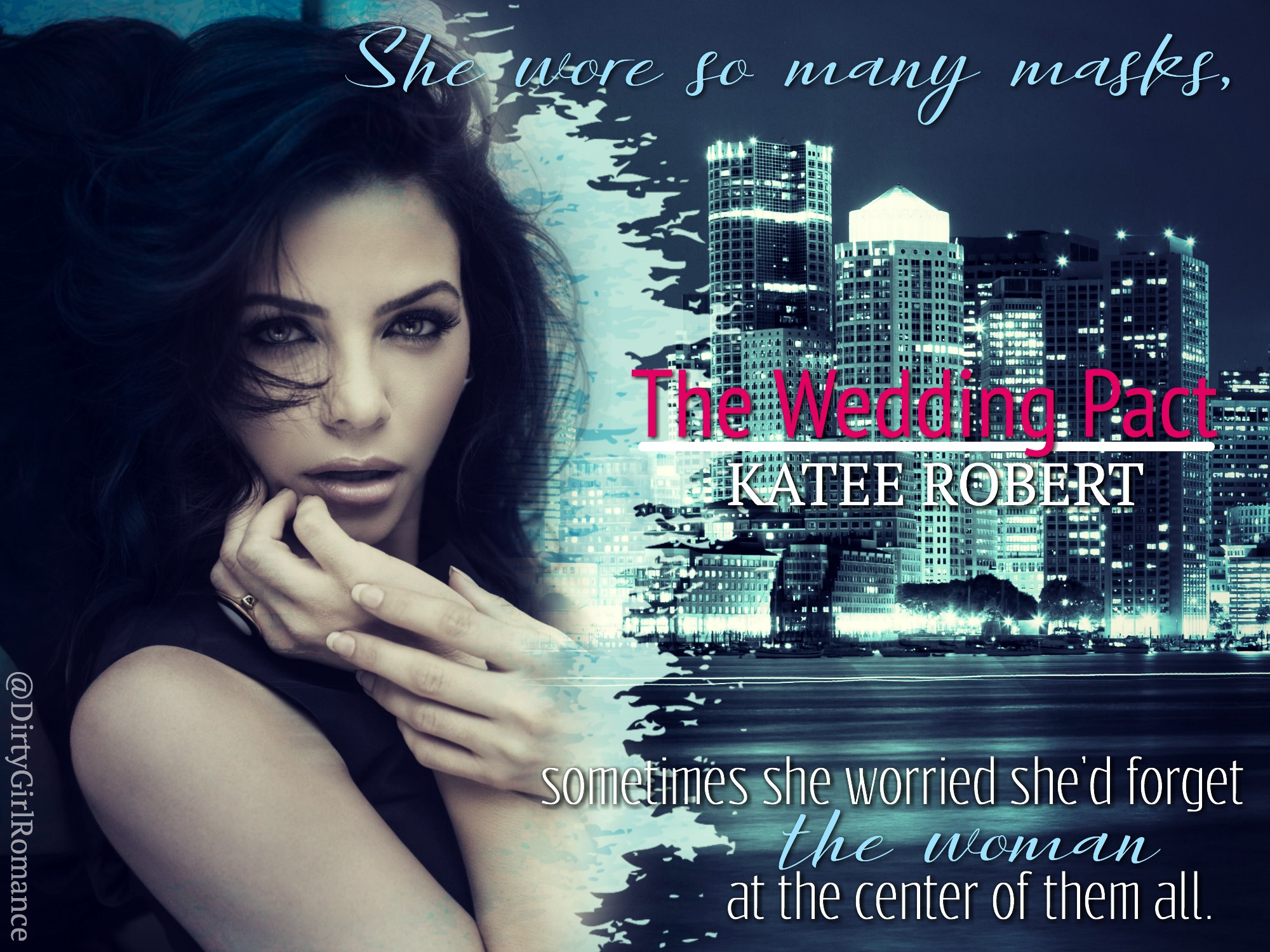 The Wedding Pact.Review The Wedding Pact By Katee Robert
