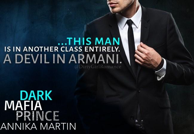 Dark Mafia Prince-DGR teaser
