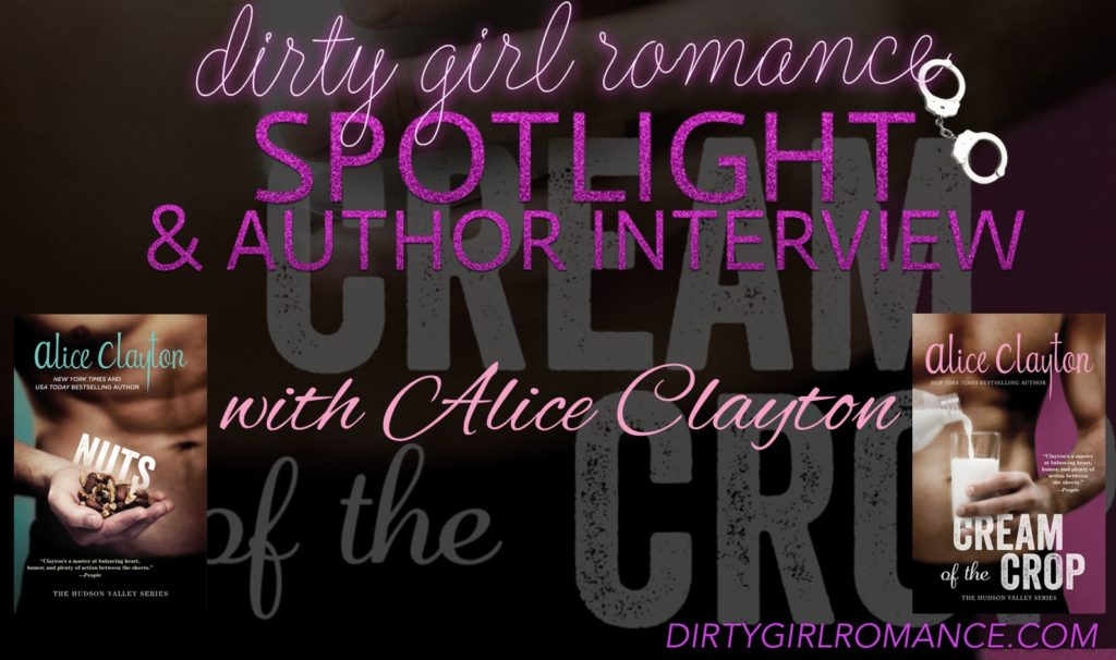 Spotlight with Alice Clayton