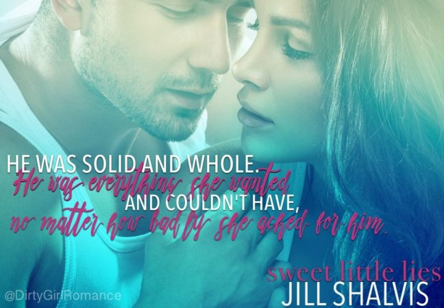 Sweet Little Lies-DGR teaser