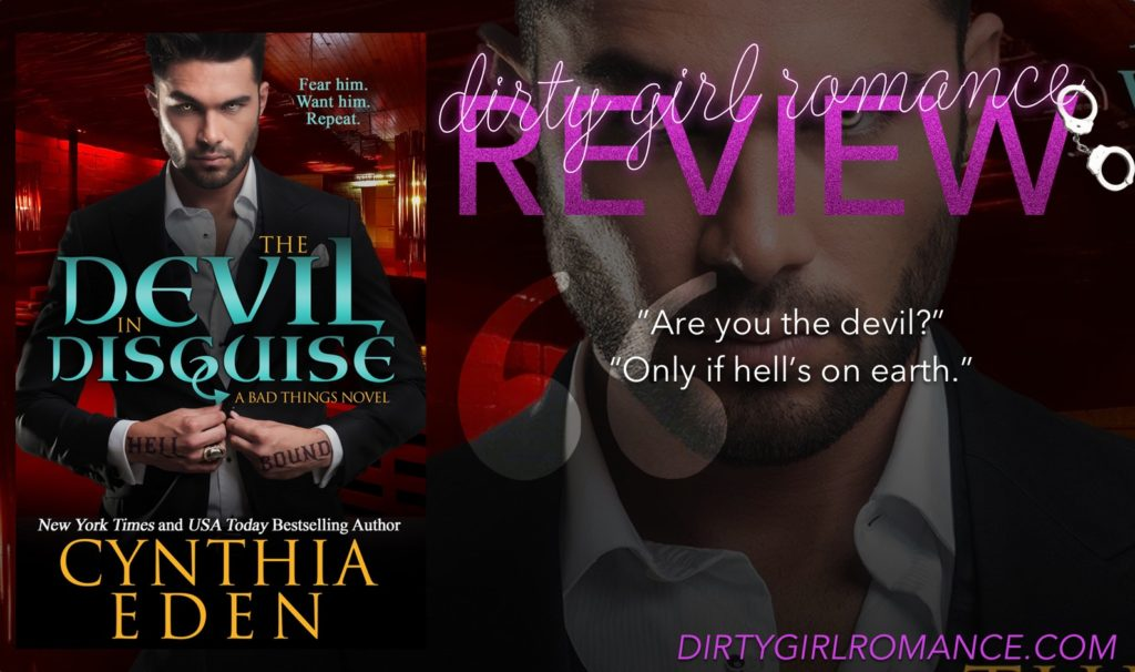 review-Devil in disguise DGR