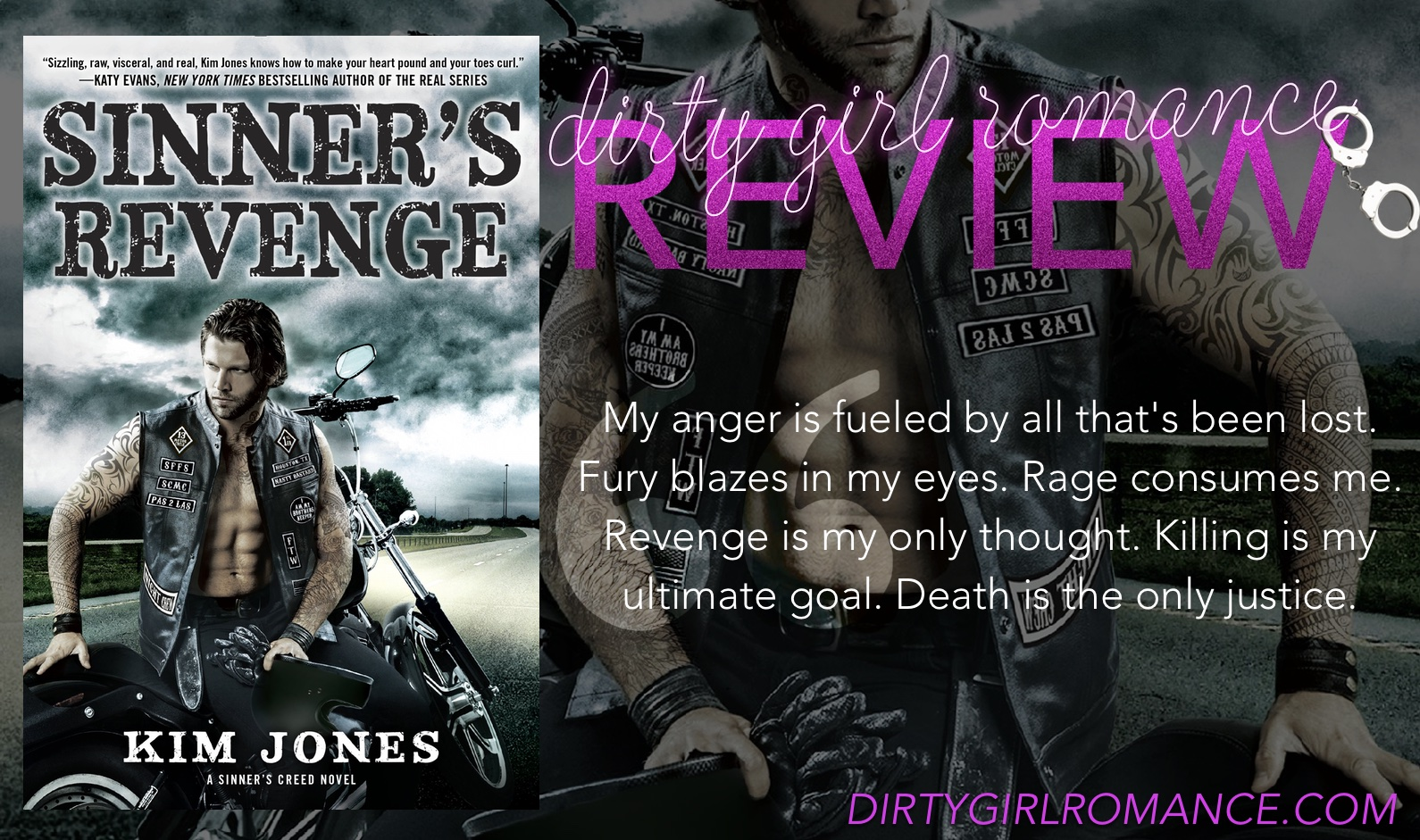 Sinner's Revenge- review