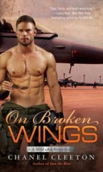 On Broken Wings (Wild Aces #3)