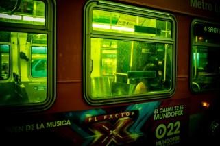 metro bus arrives late