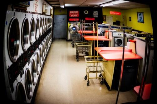 laundromat carts
