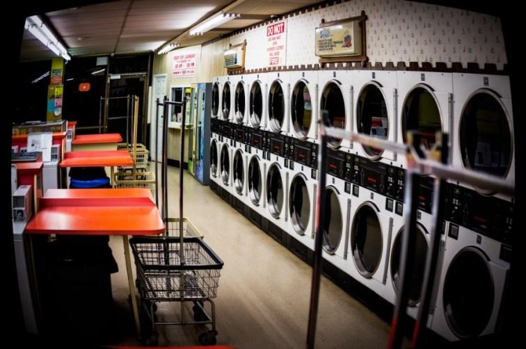 laundromat dryers