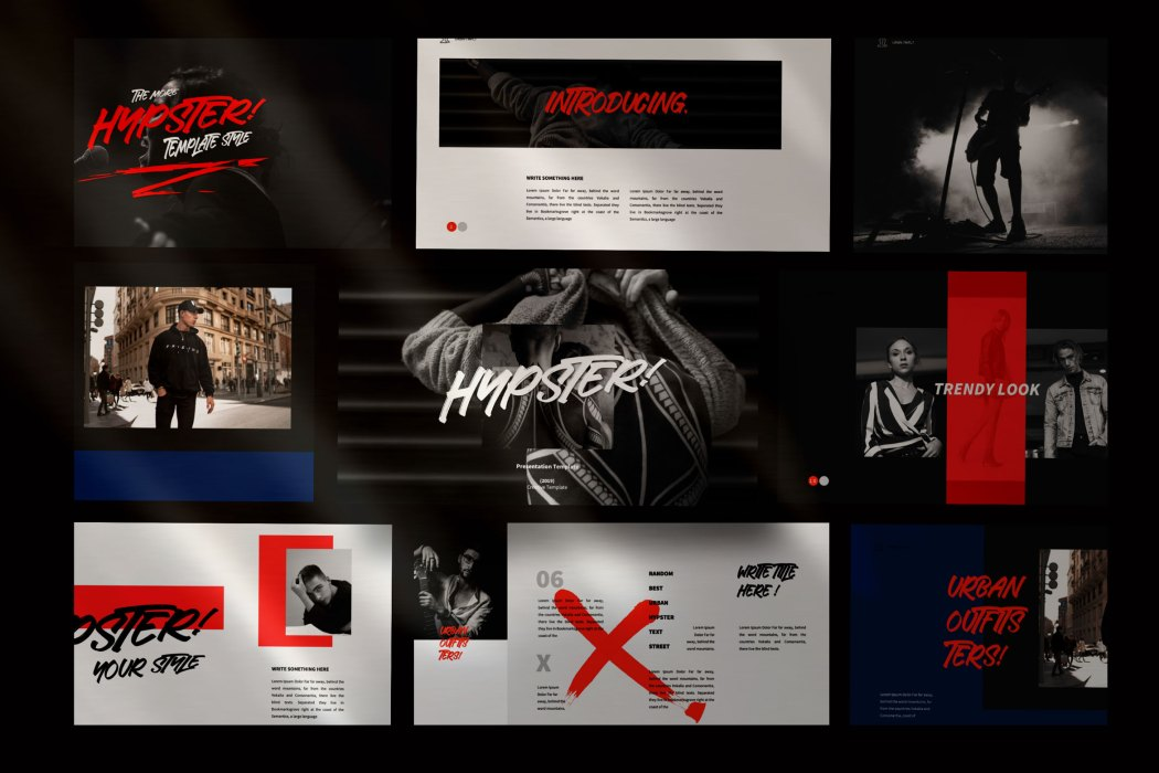 HYPSTER //  PRESENTATION