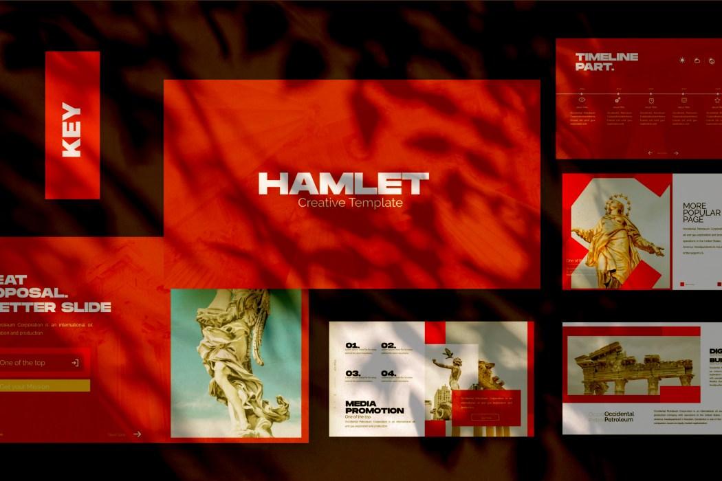 HAMLET //  PRESENTATION