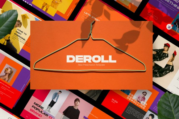 DEROLL  //  PRESENTATION