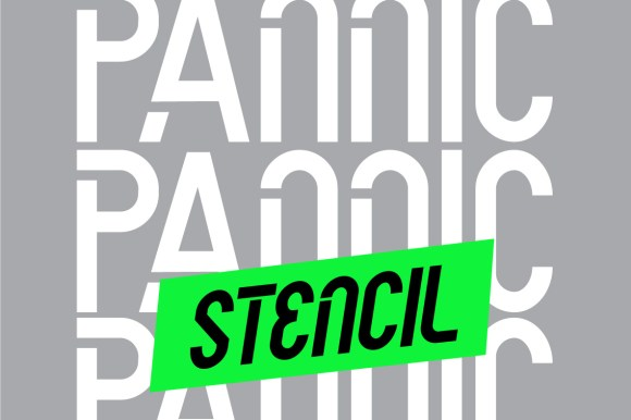 PANNIC – Display Font Sans