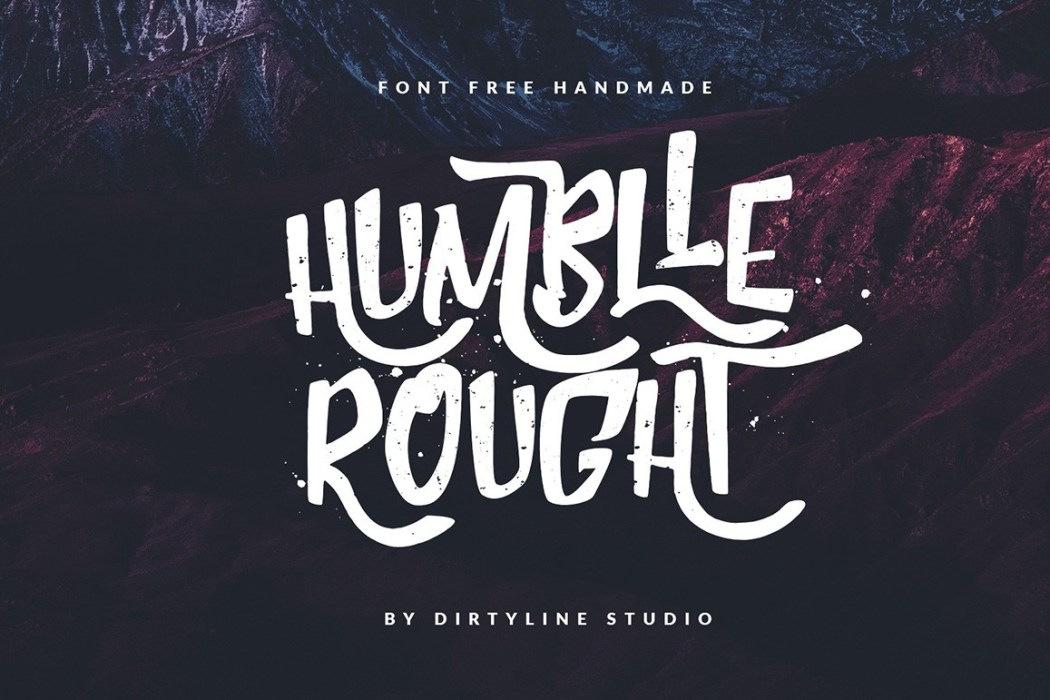 Humblle Rought Free