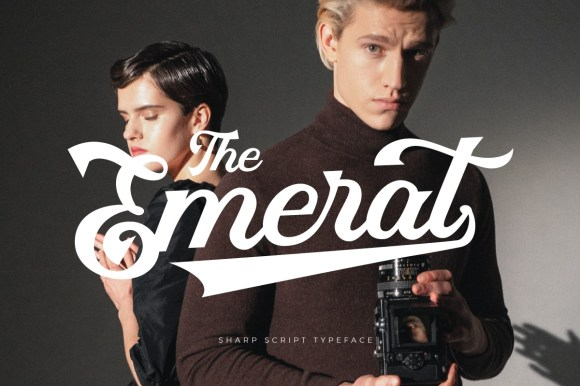 Emerat – Sharp Script