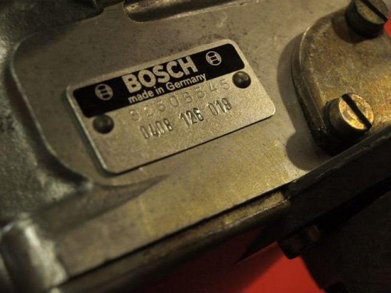 dirtyoldcars.com Porsche 1973 911RS 019 MFI : Mechanical Fuel Injection Unit 3