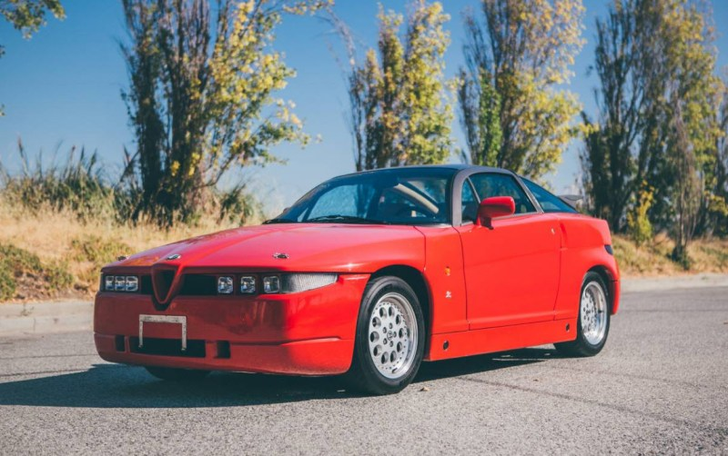 Alfa SZ san francisco 1